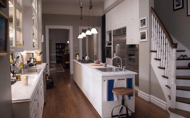 Tv Kitchens Give Viewers Decorating Inspiration Madam Secretary
