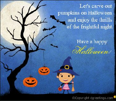 Great Funny Halloween Quotes For Kids