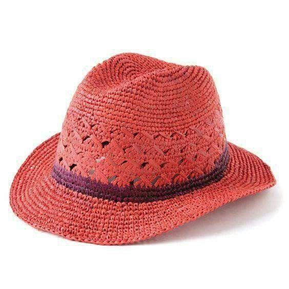 Pin de Crystal Fegale en chapéus de crochet   Pinterest