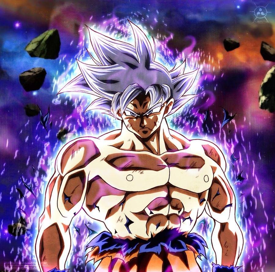 Goku Migatte No Gokui Perfect Fonds Décran Android Dragon Ball