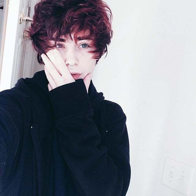 Very Small Soft Boy Hairstyles Emo Boy Hair Fluffy Hair
