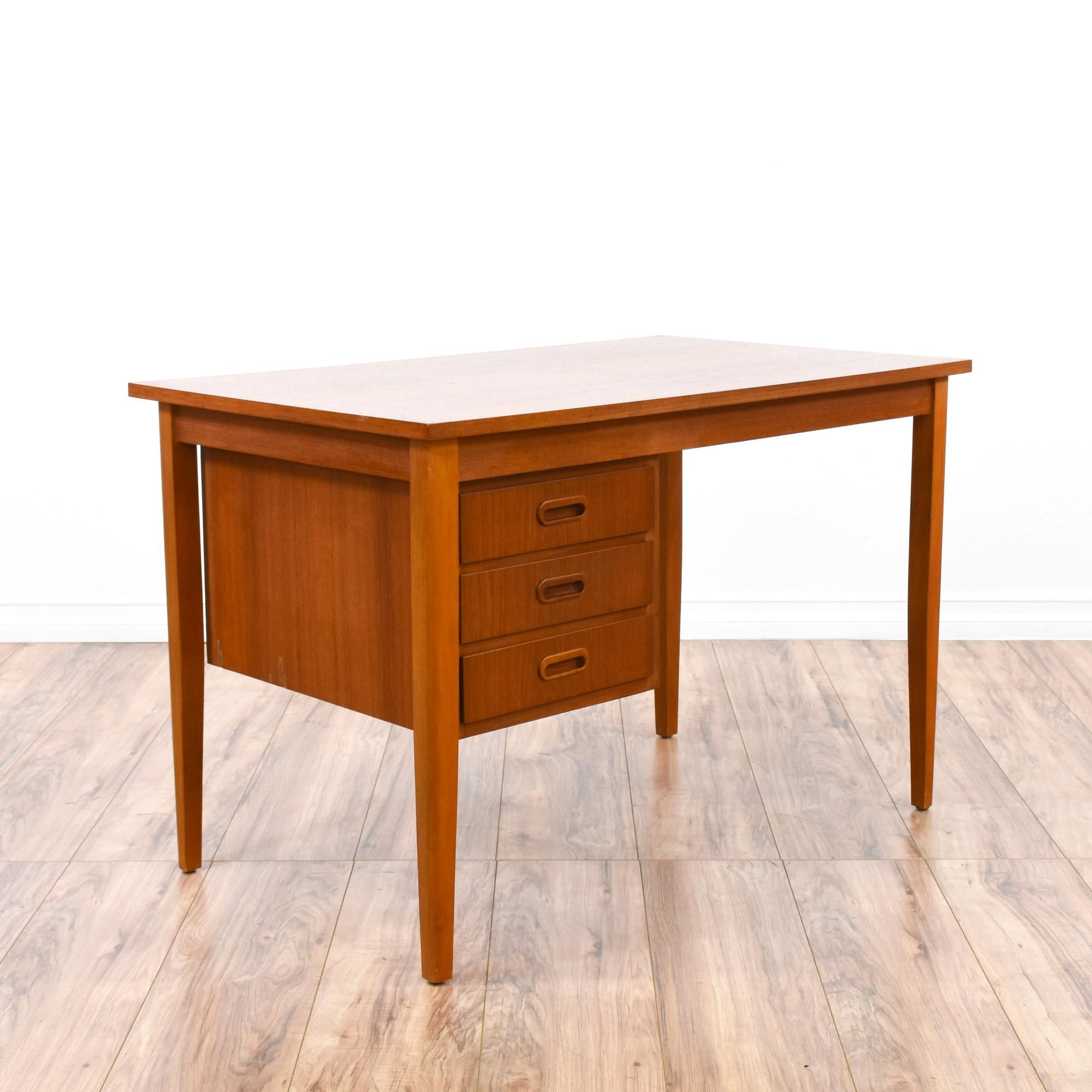 overstock today desk home danish writing shipping modern q inspire garden free product marin drawer