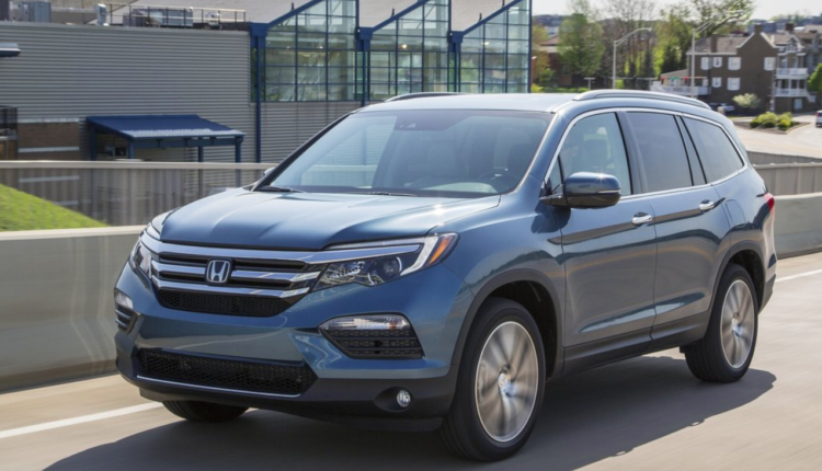 2018 Honda Pilot Consumer Reviews Best family cars