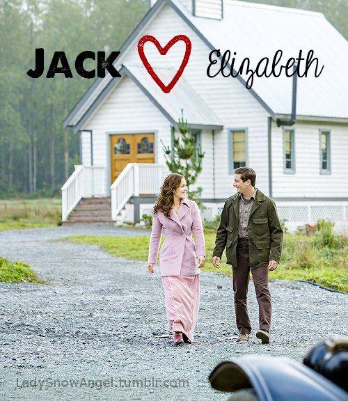 Ladysnowangel On In 2020 Jack Elizabeth Heart Great Tv Shows