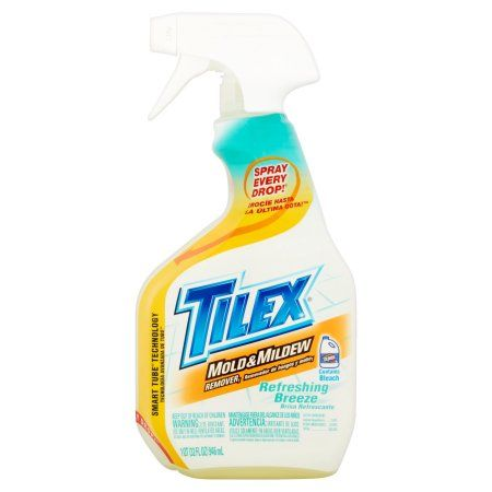Tilex Mold Stain And Mildew Stain Remover With Bleach