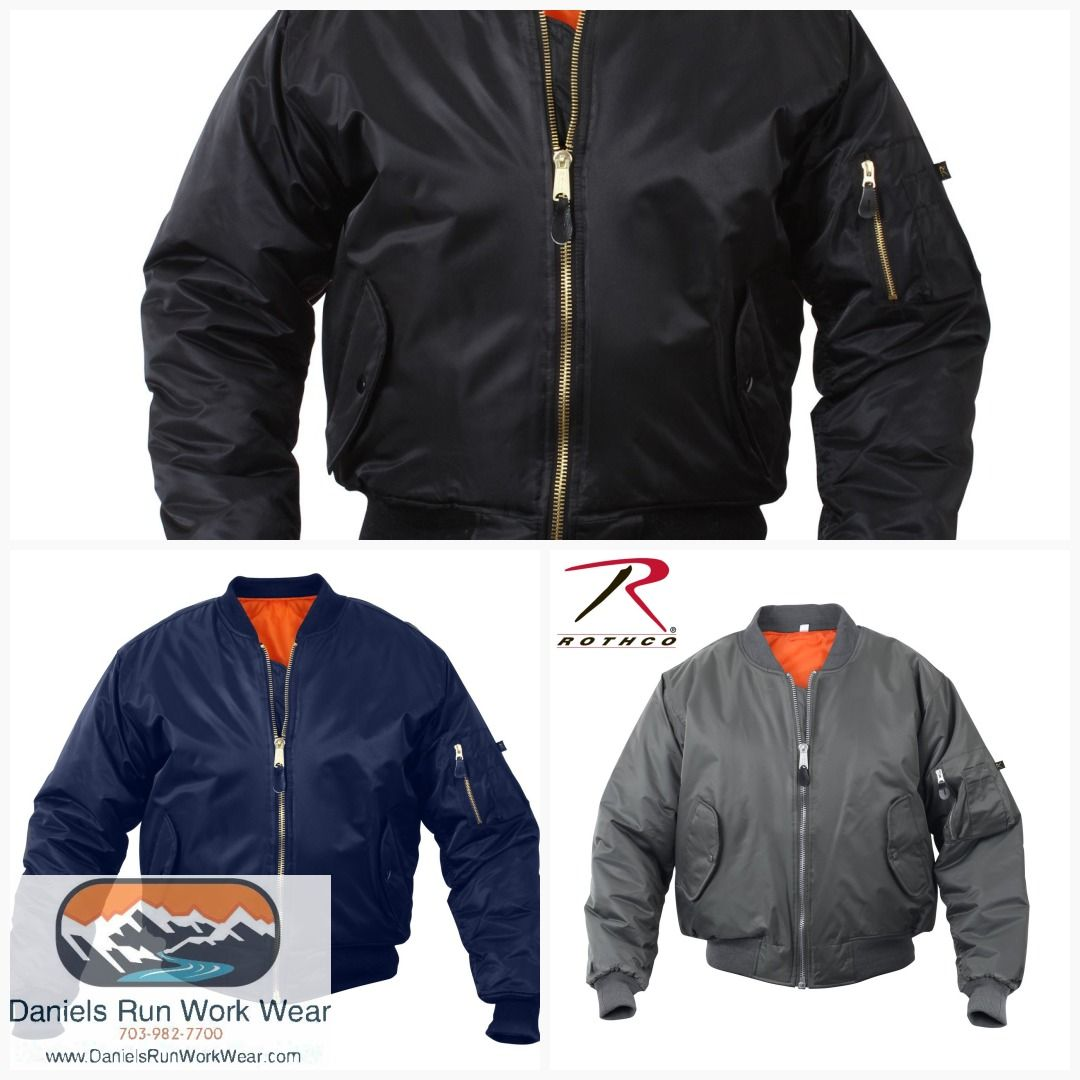 Rothco Ma 1 Flight Jacket Item 7324 Bootsfromsmokinjim Fashionbootsviadanielsrun Motorcycleboots Ladiesurbanwintercommu Flight Jacket Jackets Western Wear [ 1080 x 1080 Pixel ]