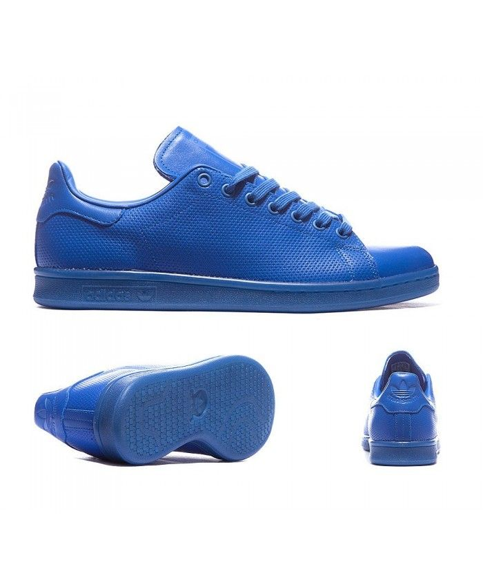 Adidas Originals Stan Smith Adicolor Bleu Put on very ...
