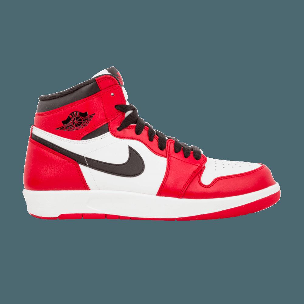 Air Jordan 1 High BG 'The Return' Air jordans, Sneakers