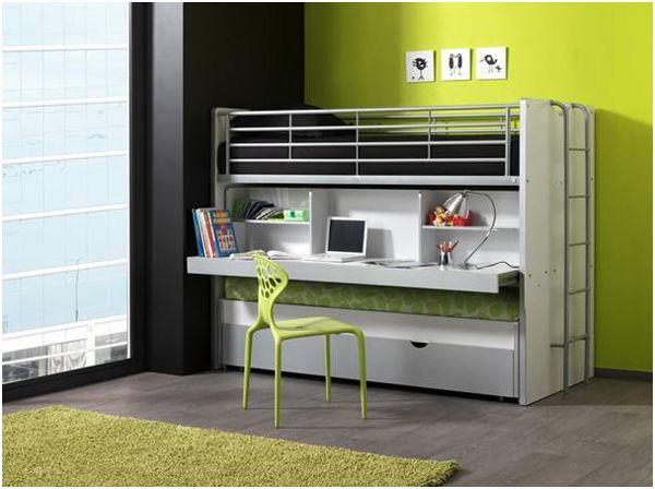 Te Kleine Slaapkamer : Inspiratie voor kleine kinderkamers. een kleine slaapkamer hoeft