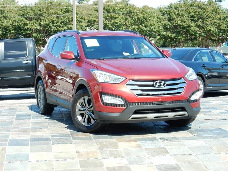 2014 HYUNDAI SANTA FE SPORT for sale in Virginia Beach