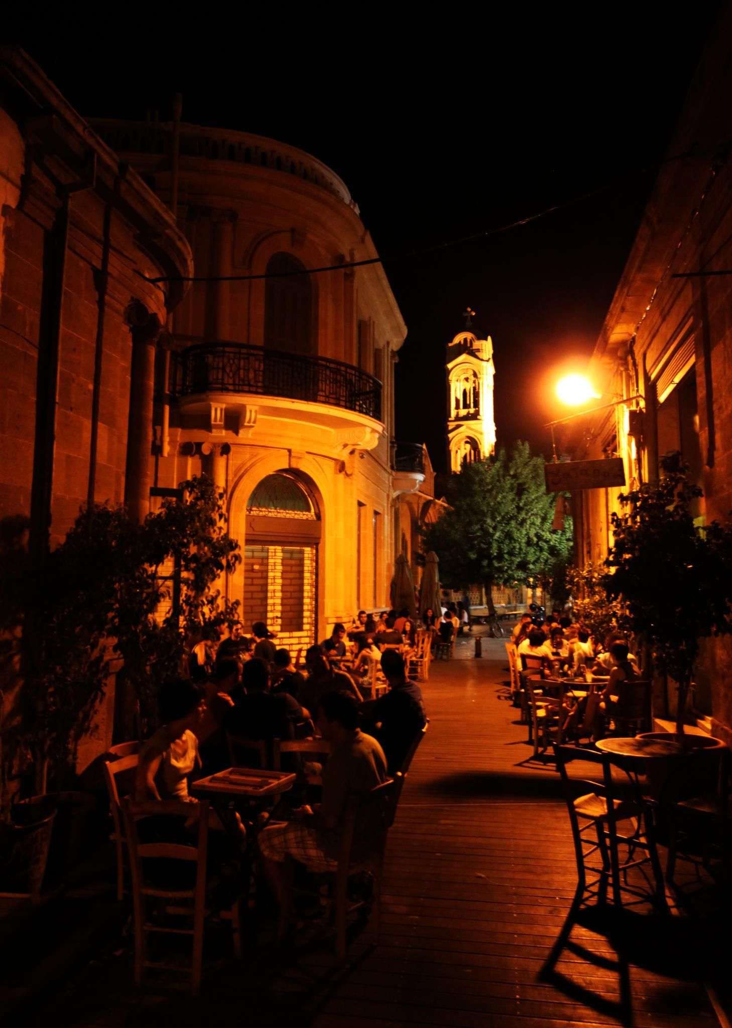 The old town of Nicosia, Cyprus
