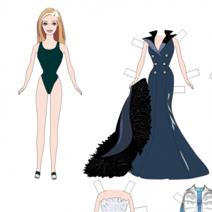 photograph about Printable Barbie Paper Dolls known as Barbie Absolutely free Printable paper Doll Collectibles: Paper Dolls