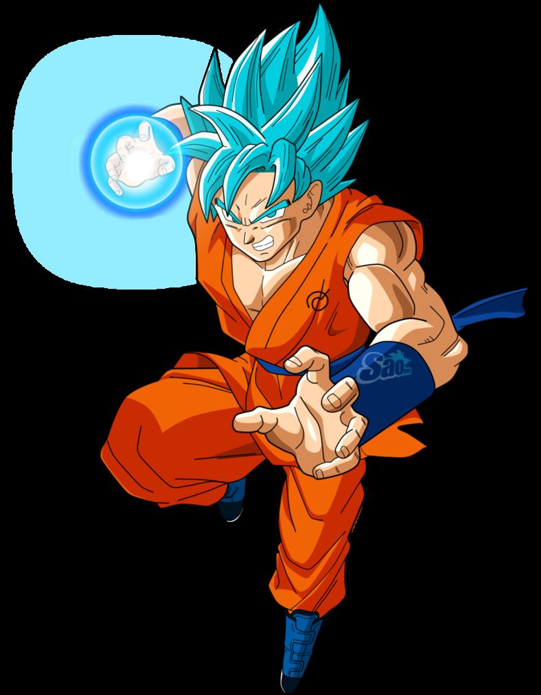 Goku ssgss power 5 by saodvd dragon ball dragon ball - San goku super saiyan 5 ...