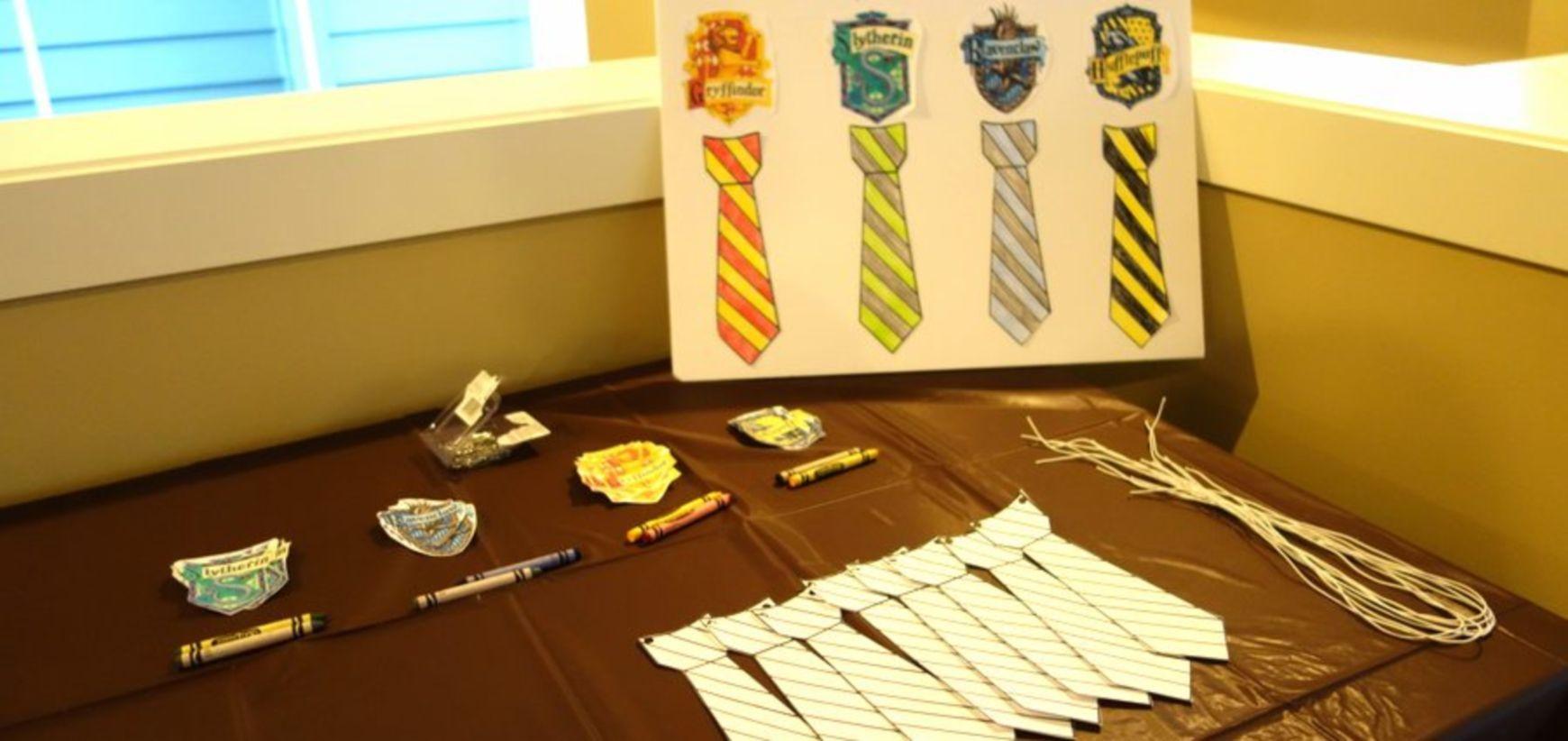 33 Outstanding DIY Harry Potter Party Ideas for Halloween - Decorhead.com