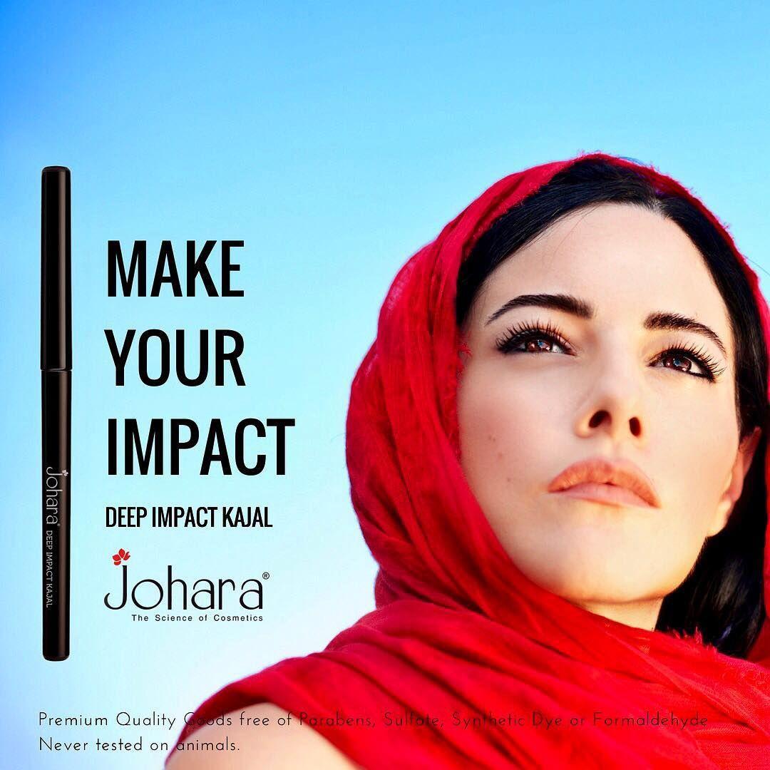 Kajal by Johara, allday eyewear, lasts up to 10 hours