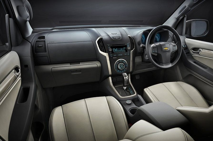 2019 Chevrolet Trailblazer interior | LuxuryCarsReport ...