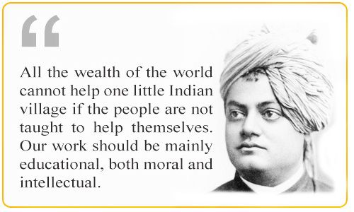 Swami Vivekananda Quotes On Education Proudindians Pinterest