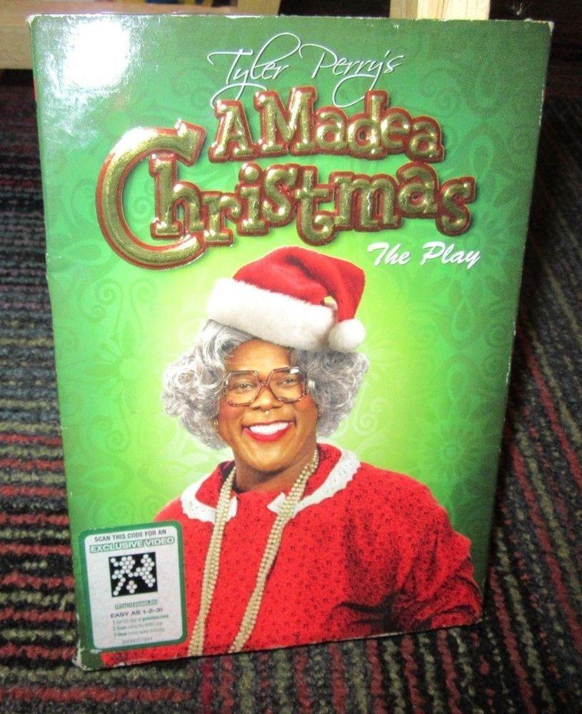 Madea Christmas Play.Tyler Perry A Madea Christmas The Play Dvd Cassi Davis