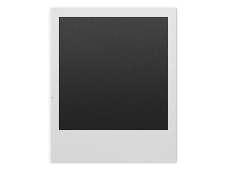 Template Polaroid Frame Template Polaroid 8