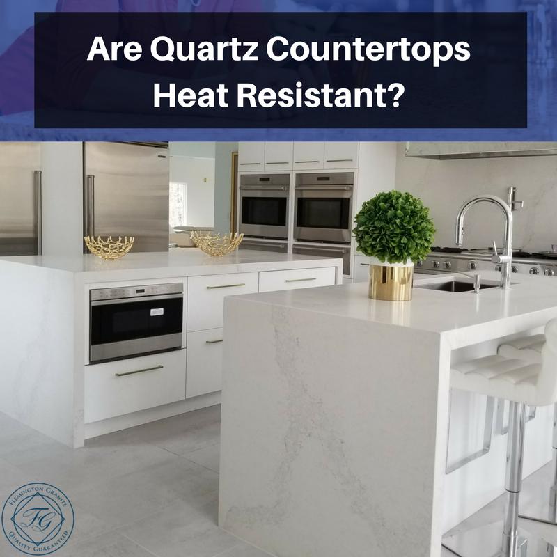 Are Quartz Countertops Heat Resistant Kitchen Countertops