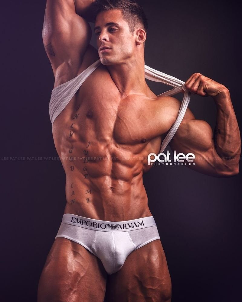 Pat Lee naked 532