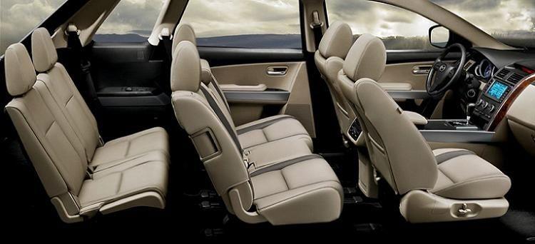 2017 Mazda Cx 9 Review Redesign Release Date Mazda Cx 9 Interior