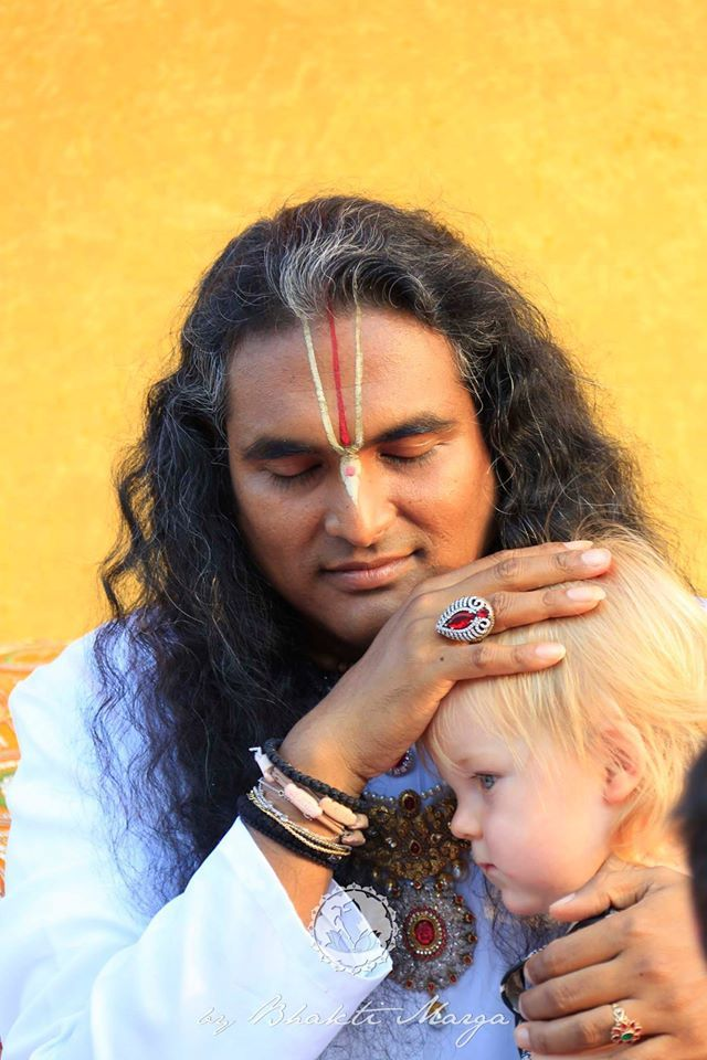 Paramahamsa Sri Swami Vishwananda Enlightened Spiritual Master Beloved Guruji Bhakti Marga Atma Kriya Yoga Paramahamsa Shri Svami Vishva Kriya Yoga Bhakti Kriya