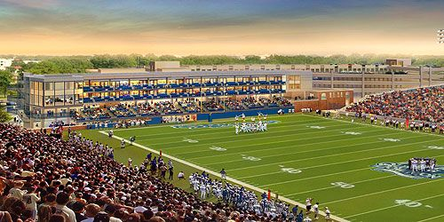 Binero Webbhotell Vanligast Pa Webben In 2020 Old Dominion University Football Stadiums Old Dominion