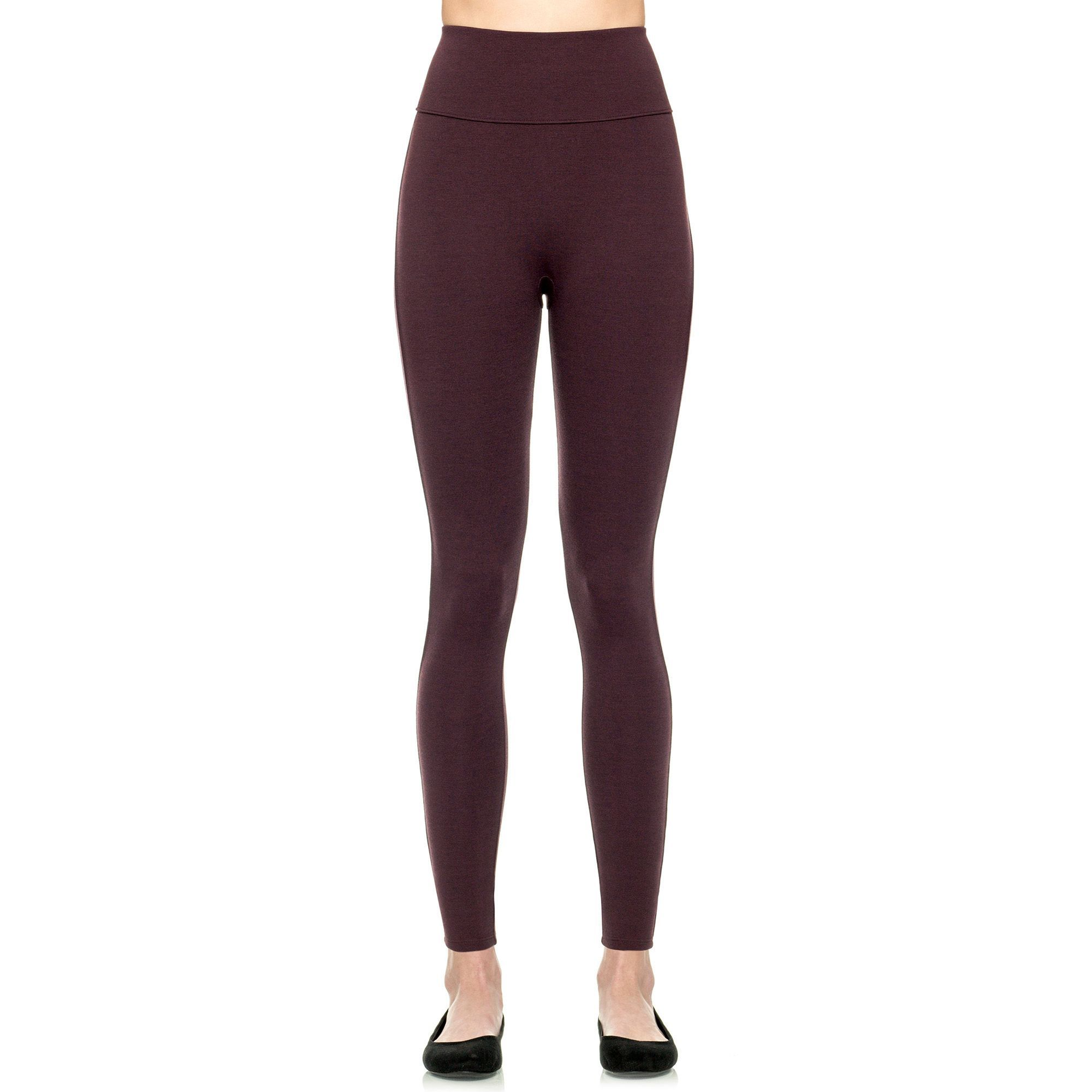 4fc09d62d4546 ASSETS® Red Hot Label™ by Spanx Structured Shaping Leggings - Ponte ...