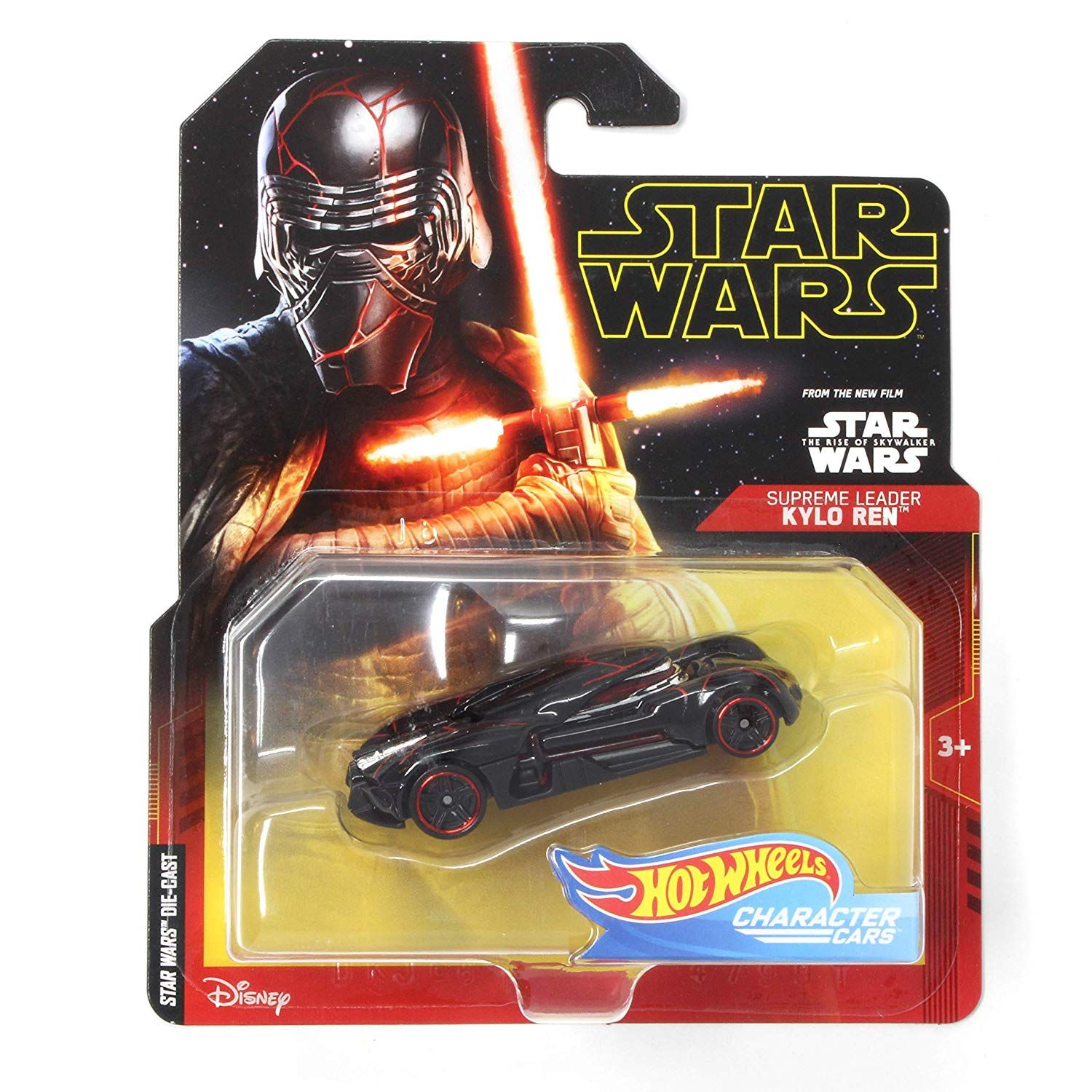 Hot Wheels Character Cars Zu Star Wars The Rise Of Skywalker Erste Offizielle Bilder In 2020 With Images Star Wars Collectors Star Wars Characters Star Wars