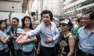Hong Kong protesters must be cleared by Monday, chief executive says | World news | The Guardian
