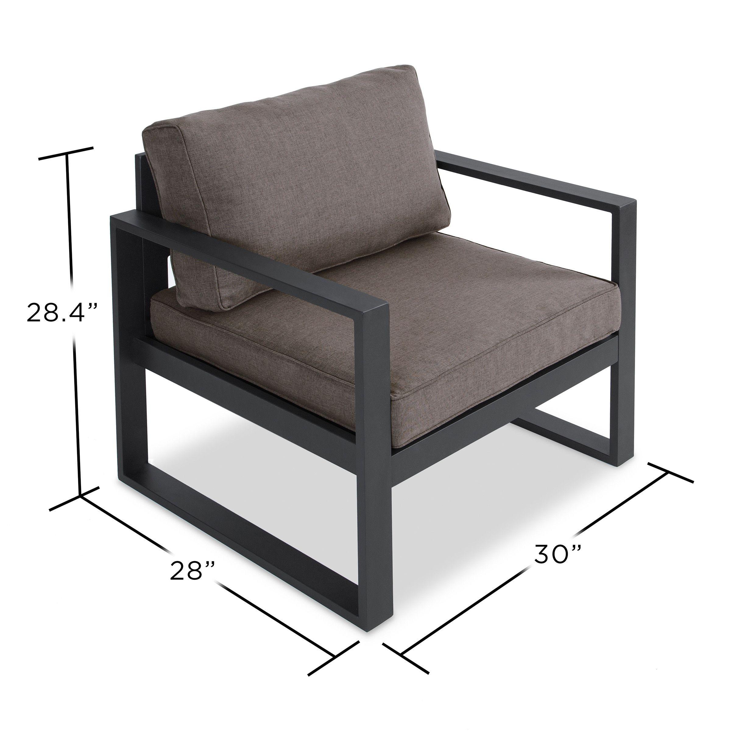 Baltic Patio Chair with Cushion in 2018 | PORTAS ...