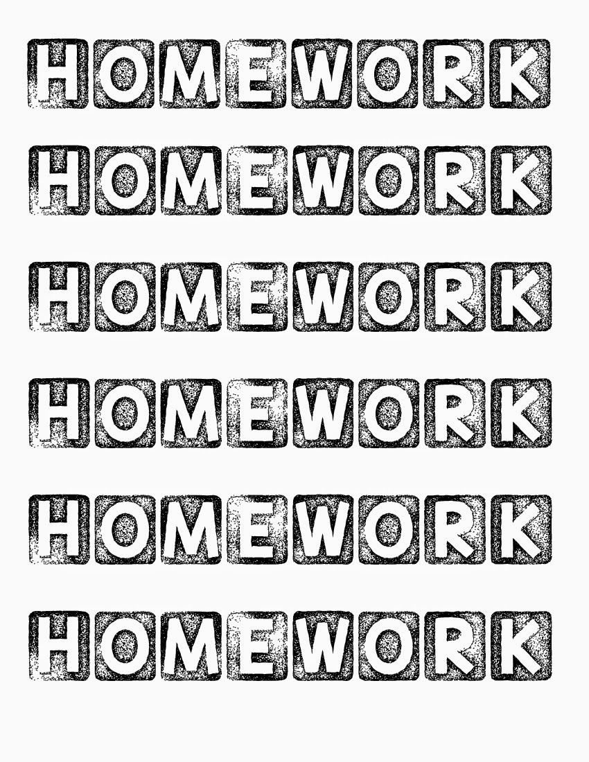 Kindergarten and Mooneyisms: HOMEWORK Tracker Incentive, and a Freebie Template