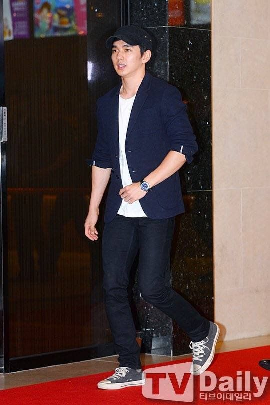 Yoo Seung Ho# Attended VIP Premiere of A Break Alone