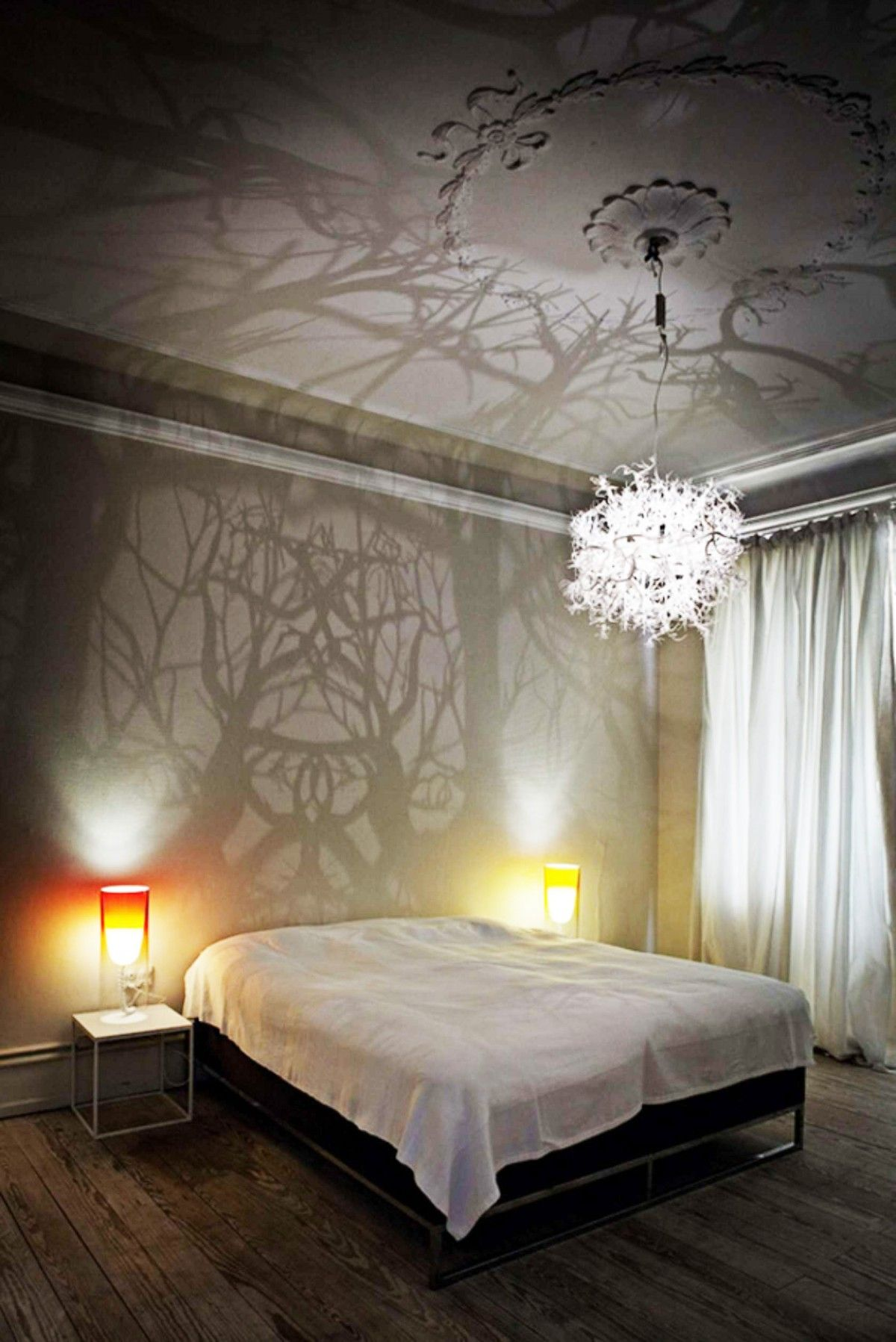 Design You Room: This Chandelier Will Turn Your Room Into A Magical Forest
