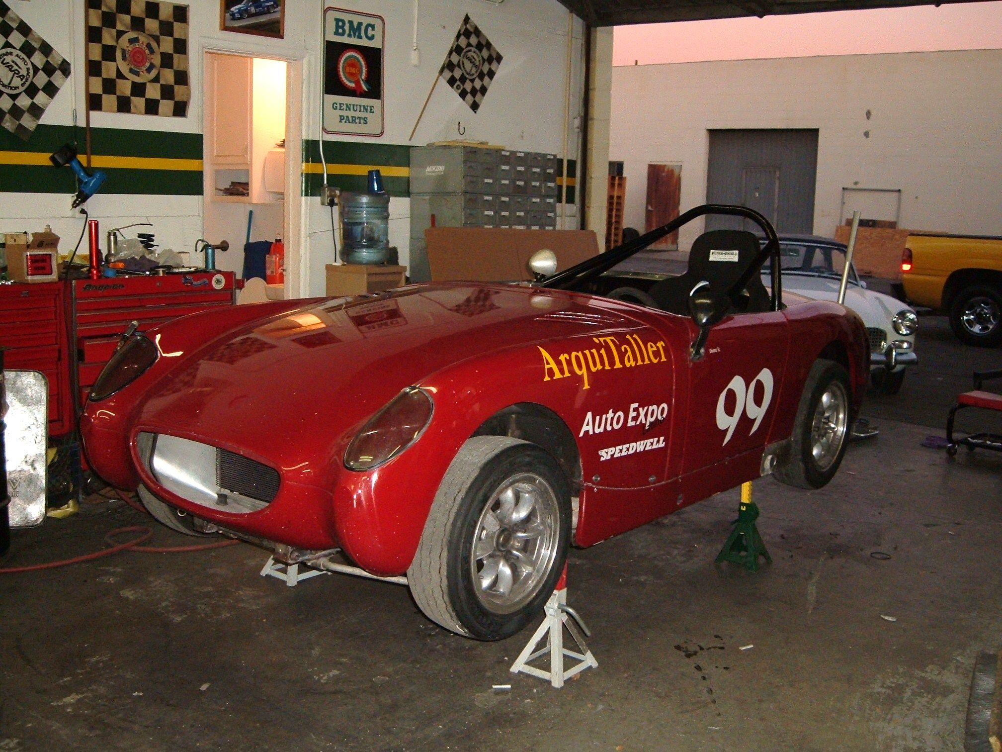 medium resolution of mg midget restoration forum