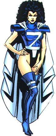 Zala Dane Earth 616 Marvel Comics Marvel Marvel Champions