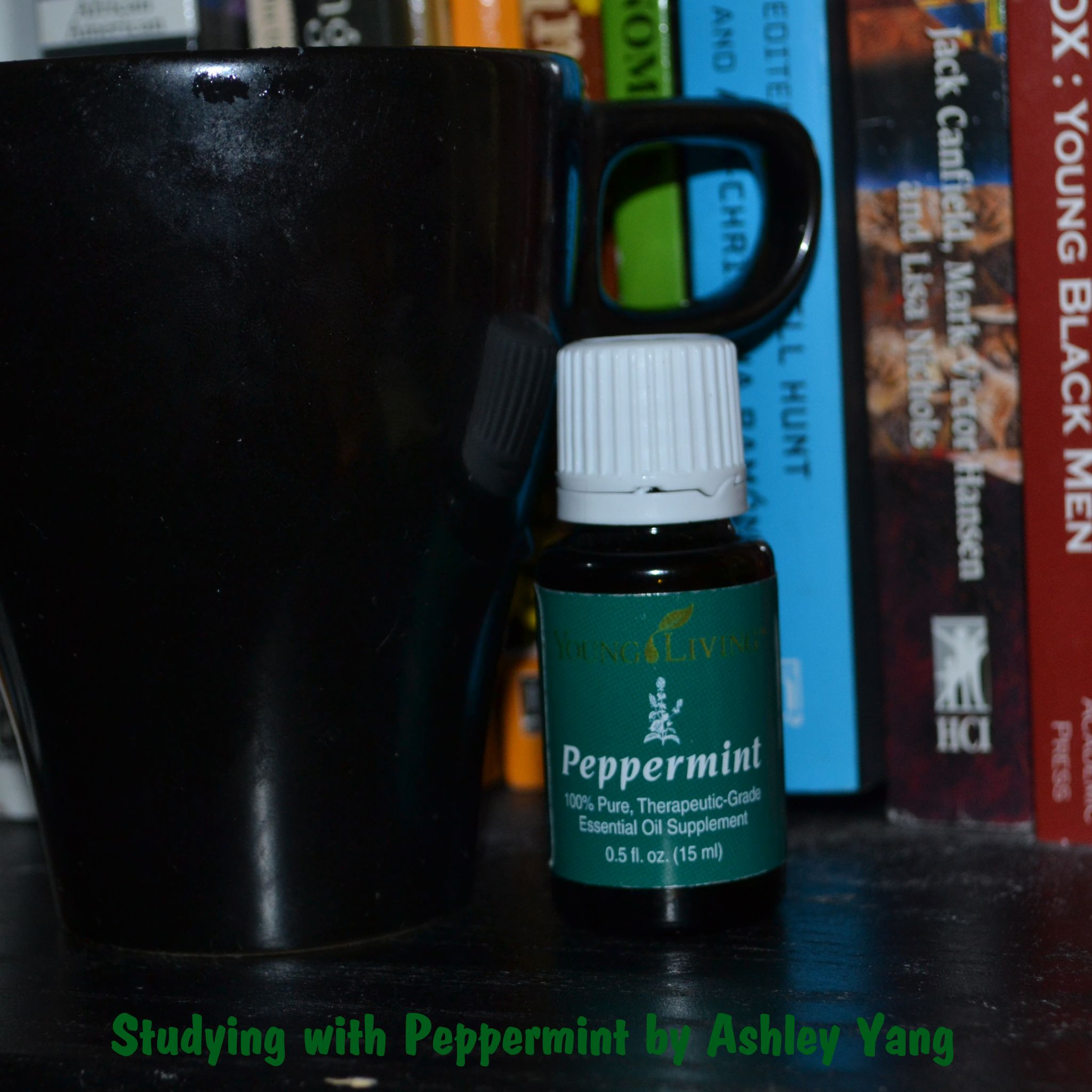 peppermint has student retain information.  studying with it and then when it come time for a test, put a drop of peppermint on a cotton ball in a ziplock bag and smell it, and help recall that night of studying.  it comes in the everyday oils kit
