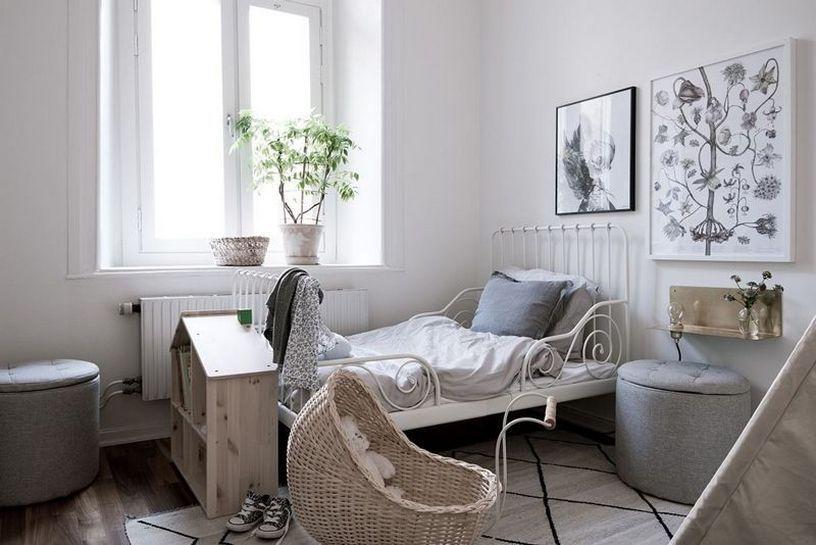 15 Wonderfull Relaxing Kids Room Decor Ideas Scandinavian Kids Rooms Appartment Decor Kid Room Decor #relaxing #colors #for #living #room