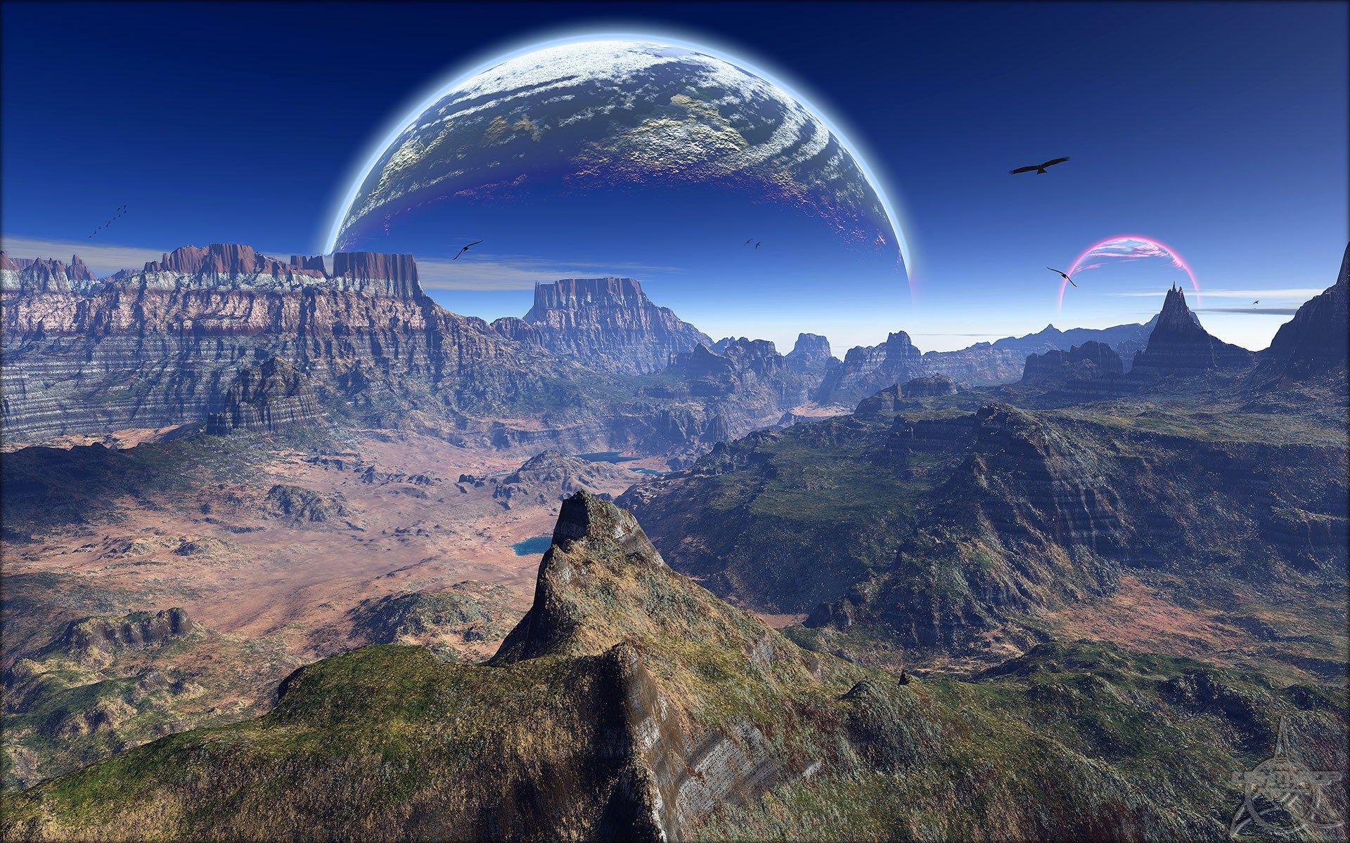 Fantastic Canyon
