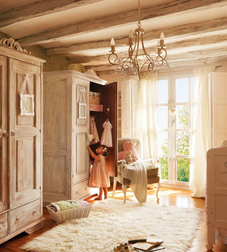 Ultimas Tendencias En Como Decorar Un Dormitorio Antiguo
