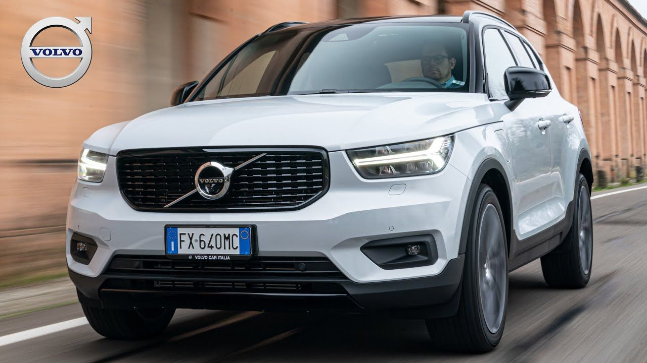 2020 Volvo Xc40 T5 Twin Engine R Design Phev Test Drive Features V 2020 G