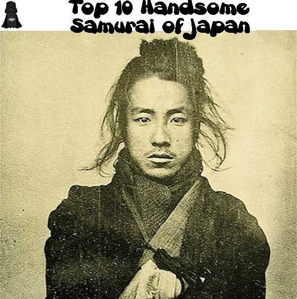 Top 10 Handsome Samurai of Japan!