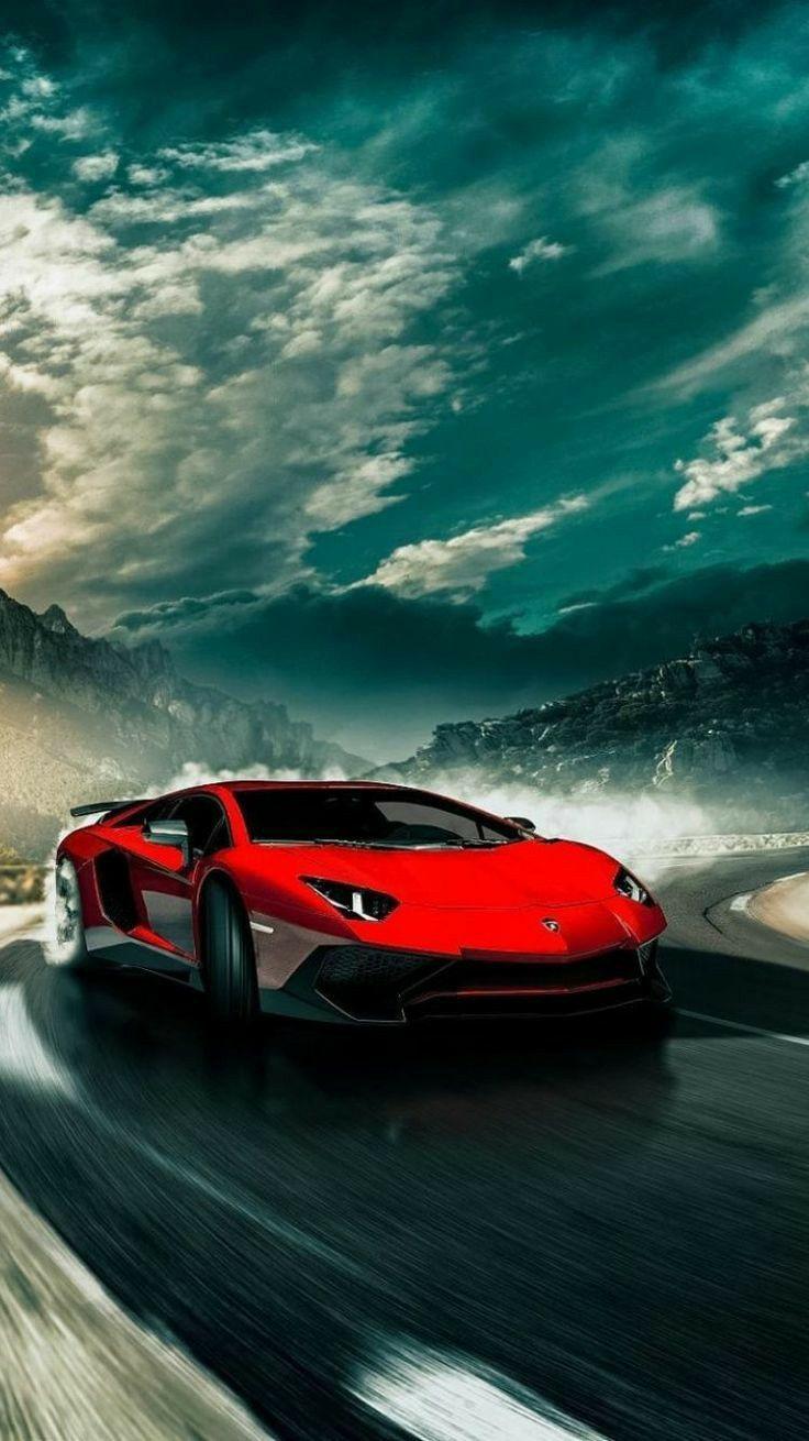 Drift Car HD Wallpaper 4K for Home Screen in 2020 | Red ...