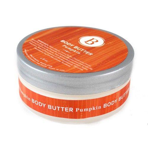 Pumpkin Body Butter - Basin