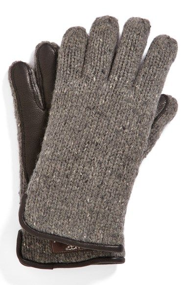 Ugg Australia Wool Blend Gloves Available At Nordstrom I M Pinning For A Chance To Win Gift Card In The Women S Health Pin Your Fall Fashion Faves