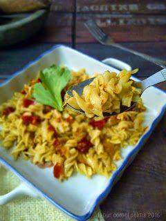 Resep Seblak Makaroni Kering Resep Masakan Masakan Resep