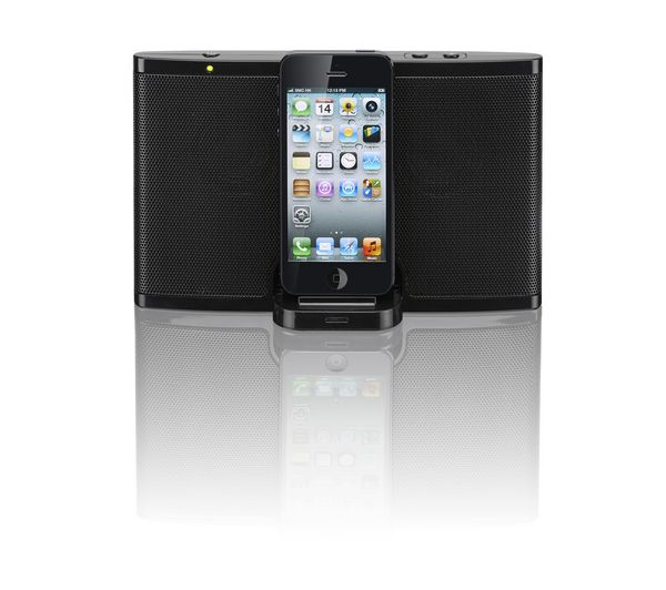 IWANTIT ISDK13 Portable Speaker Dock - with Apple Lightning Connector