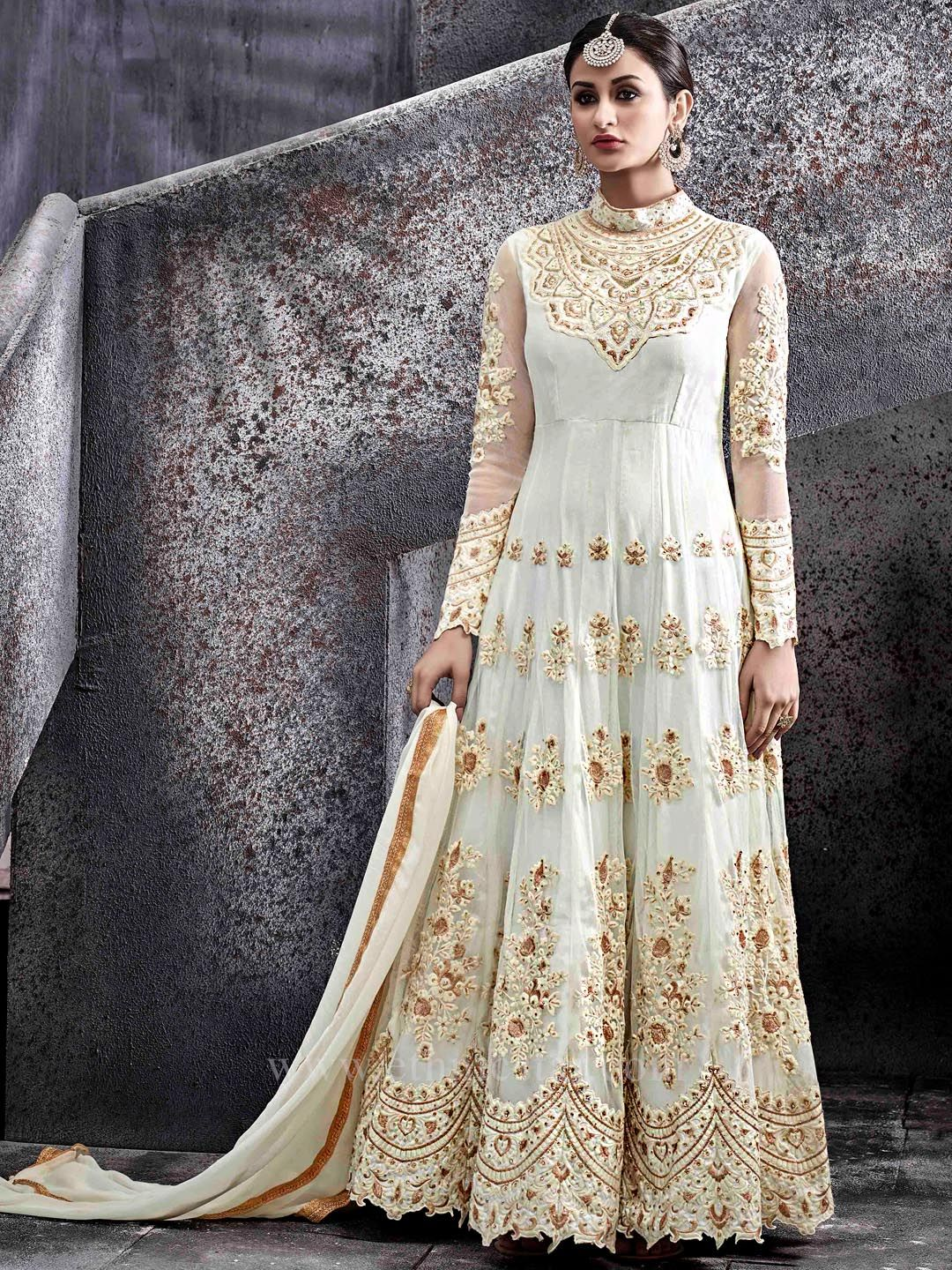 1bebef89ce Marvelous Light Yellow Color Dress Material #partywear #designerdress  #unique #stylish #FeelRoyal