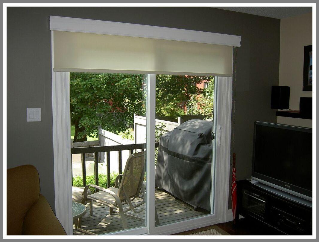 35 Trendy Sliding Glass Door Shades Ideas Sliding Glass Door Curtains Glass Door Curtains Door Coverings